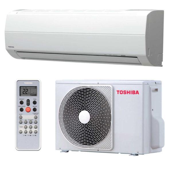 Кондиціонер Toshiba SKHP-ES RAS-10SKHP-ES/RAS-10S2AH-ES