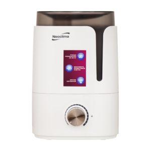 Ультразвуковий зволожувач повітря Neoclima SP-25W в білому кольорі ціна – 1199 грн.