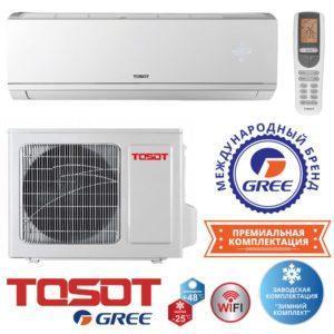 Кондиціонер TOSOT GL-09WF (HANSOL Winter) Wi-Fi, до -25 ºС