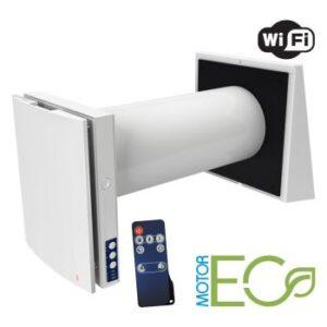Провітрювач, рекуператор  Blauberg Vento Expert A50-1 W з Wi-Fi модулем, 8667 грн.